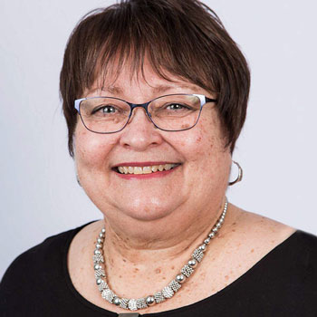 Debra Nash-Chambers relishes the opportunity to teach and inspire at Laurier