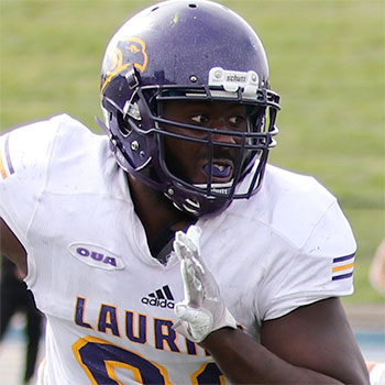 Three Golden Hawks drafted into the CFL.
